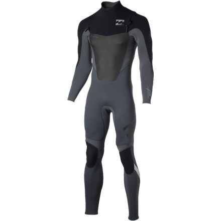 Surf The Billabong 302 Foil GBS CZ Wetsuit is loaded with features to keep you comfy and mobile any time you paddle out. - $152.51