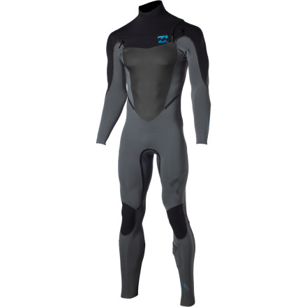 Surf Part of Billlabong's utilitarian SG5 wetsuit line, the 302 Sol CZ Wetsuit is loaded with high-tech features to deliver tons of bang for your buck. Classic 3/2 thickness keeps you prepared for cool-water temperatures roughly between the low 50s to mid 60s (Fahrenheit). - $254.76
