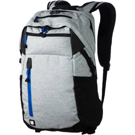 Snowboard Your grip on reality may be loose at best, but rest assured the Burton Traction 26L Backpack has a grip on all your most important stuff. - $84.95