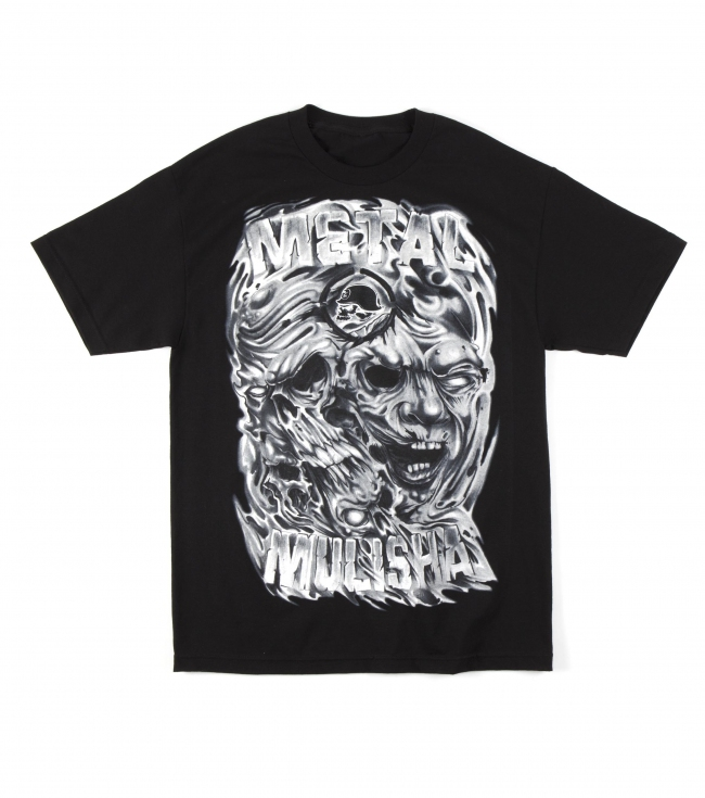 Motorsports Metal Mulisha Mens 100% Cotton Tee. - $19.99