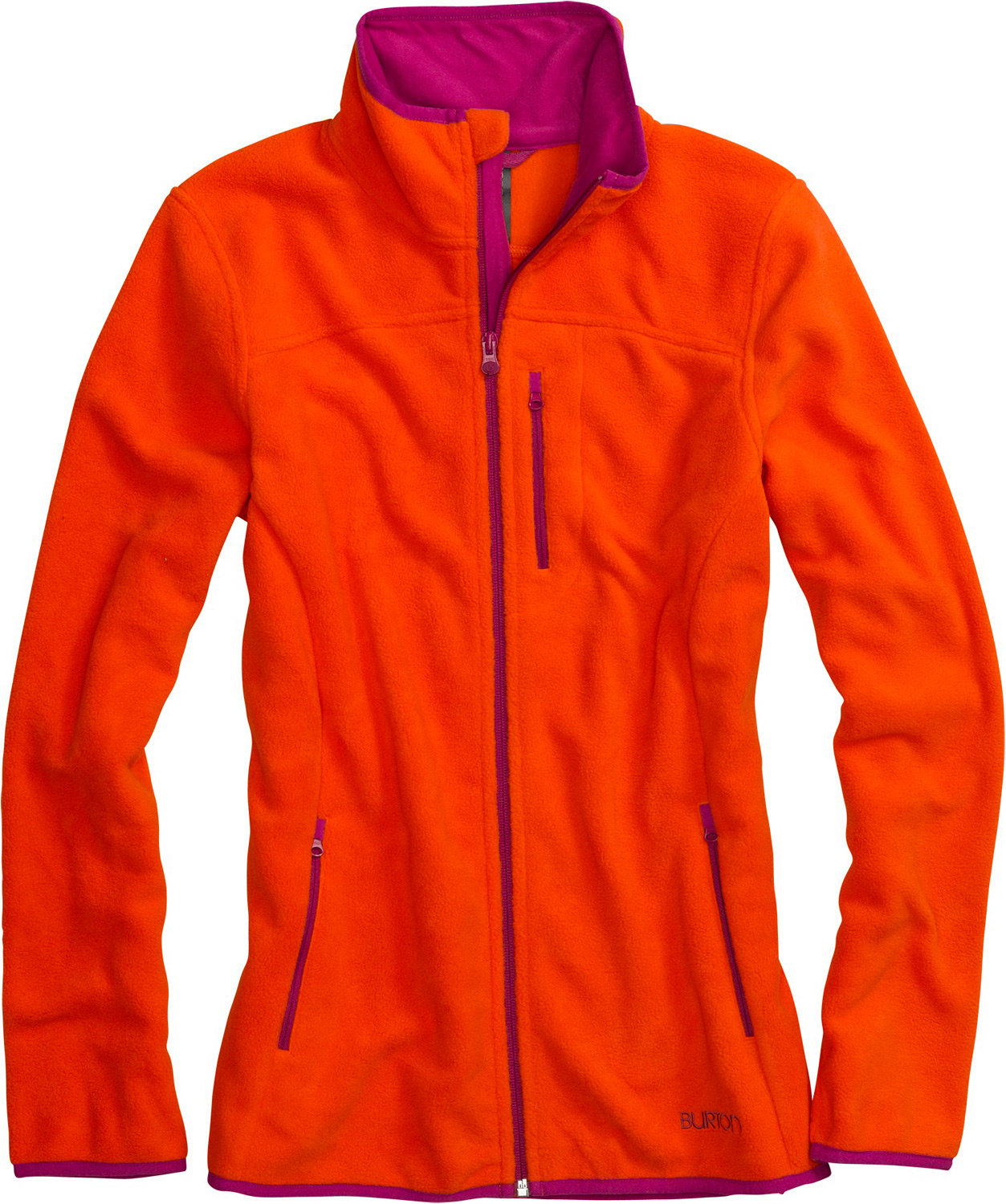 Snowboard Awesome under your jacket or all alone-sizzling warmth that mirrors your every move.Key Features of the Burton Smolder Fleece: DRYRIDE Thermex Fleece Fabric Microfleece-Lined Zippered Handwarmer Pockets Binding on Collar, Cuffs, and Hem Profile Fit for Street Style or Layering - $46.95