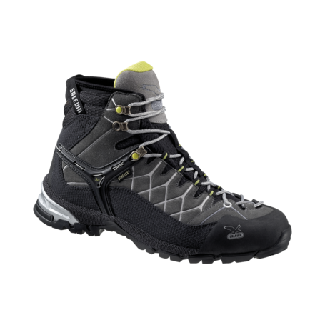 Camp and Hike SALEWA ALP TRAINER MID GORETEX SHOES FOR HIM