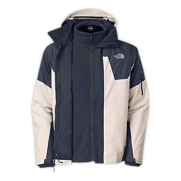 Camp and Hike THE NORTH FACE MEN'S CAMBRIA TRICLIMATE® JACKET   $300