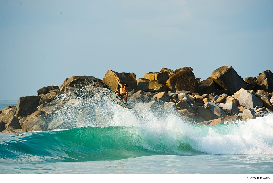 Surf Dylan Graves, Mexico. Photo: Chris Burkard Photography