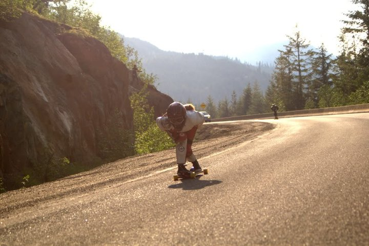 Skateboard Rider : Erica Greenup