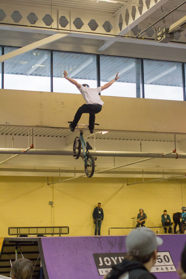 BMX Flying high