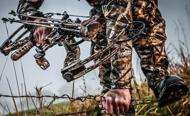 Hunting The Mathews Creed has a split limb design among other well-tested features.