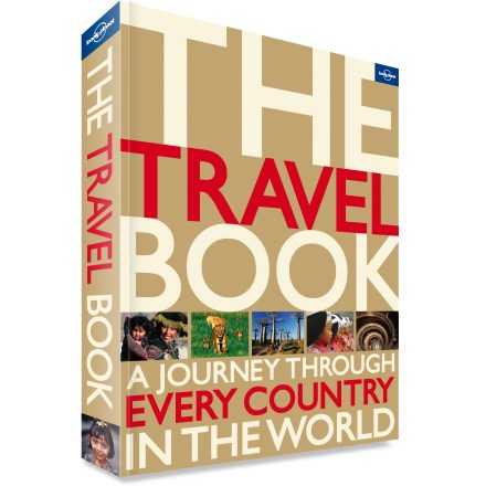 Entertainment The updated edition of The Travel Book: A Journey Through Every Country in the World profiles every country in the world with beautiful, full-color photographs and complete facts. - $30.00