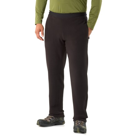 Ski Our lightweight, go-anywhere REI Polartec 100(R) Teton fleece pants with 30 in. inseam deliver excellent comfort and function for a variety of outdoor pursuits. - $28.83