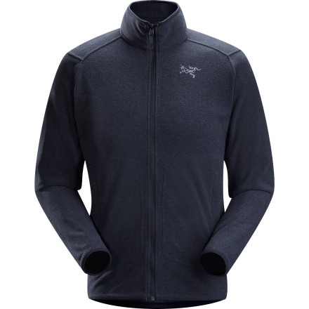 Camp and Hike The Arc'teryx Caliber Fleece Cardigan holds in warmth with breathable comfort to keep you toasty when there's a chill in the air. Rock this Polartec fleece zip-up jacket on early-morning dog walks or shoulder-season camping trips when you'll be meeting cool temps. The subtle articulation lets this jacket work as a warm layer for ski and climbing days. - $148.95