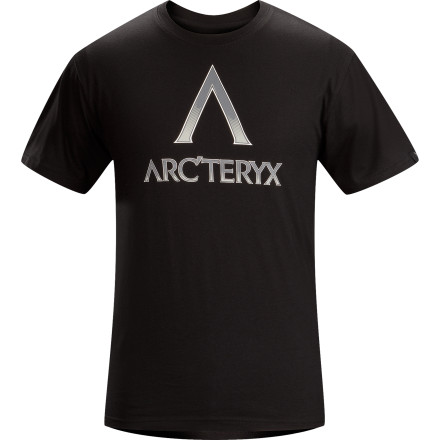 Camp and Hike The Arc'teryx Chrome A Short-Sleeve T-Shirt is great for those times when you need a cool, comfortable crew-neck shirt to wear when you're relaxing after a hard day of hiking or chilling at the lodge after an intense ski session. - $38.95