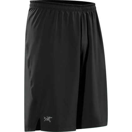 Fitness Cut longer for trail runners and long-distance hikers, the superlight Arc'Teryx Men's Incendo Long Short uses breathable fabric help control sweat and keep you going mile after grueling mile. Cinch down the knit-lined waistband, drop a gel in the rear zip pocket, and get moving. Put some serious mileage on your legs with these lightweight, ready-to-run shorts. - $78.95