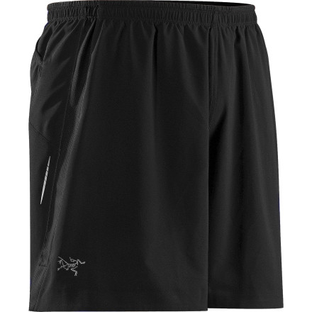 Fitness The Arc'Teryx Men's Incendo Short uses breathable, wicking Invigor fabric to keep you cool while you crush miles on the trail. Smart construction boosts comfort by reducing friction and upping your body's ability to maintain its temperature, so you can focus on running instead of worrying about chafing or overheating. You'll be able to push harder when you aren't thinking about what's happening in your shorts. - $88.95