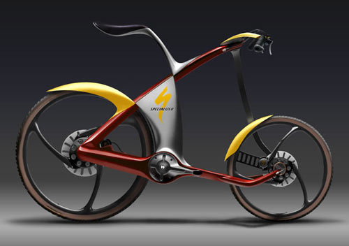 Fitness cool bike!