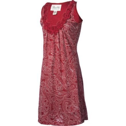 Entertainment Turn to the Aventura Women's Seneca Dress when you need a carefree and flattering outfit for your cocktail party or spring barbecue. - $74.95