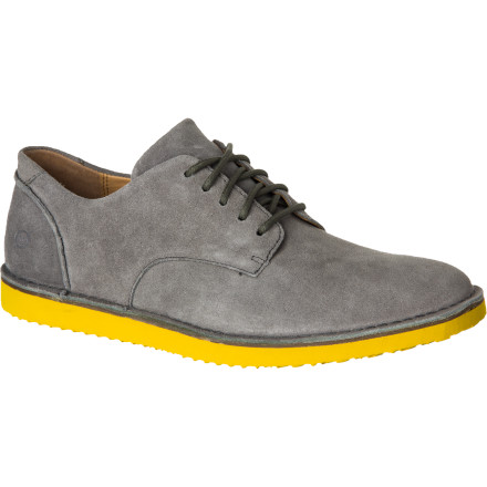 If you're looking for an Oxford design with a bit of modern pop, slide your foot into the Born Shoes Men's Thayer Shoe. - $95.96