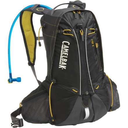 Fitness Take the CamelBak Octane 18X Hydration Pack with you when you head into the wilderness for some peace and quiet. Equipped with the three-liter Antidote reservoir with Quick Link System, that is ideal for full day hikes, the Octane 18X gets you to your destination and back again. An expandable cargo space and multiple pockets carry your extra layers, lightweight rain jacket, maps, trekking poles, and energy bars. CamelBak wanted to make sure youll be comfortable during your trek, so they gave the Octane a low-profile fit for stability and put Air Channel technology in the back panel that helps keep your back cool and dry. - $84.00