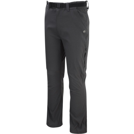 Camp and Hike Whether you're headed to Machu Picchu or the pyramids of Giza, make sure the Craghoppers Men's NosiLife Stretch Convertible Trousers are packed in your trunk. The zip-off legs allow you to adapt to warm weather, and the tech-rich fabric has the ability to repel water, dry quickly, repel biting insects, and shield you from the sun. - $109.95
