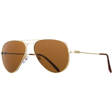 Camp and Hike The Electric AV.1 Sunglasses keep your peepers from roasting next time you're buzzing the tower or taking part in a lighthearted volleyball montage scene. - $159.95