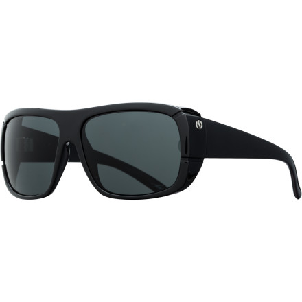 Camp and Hike The Electric El Guapo Sunglasses combine classic '60s blues styling with a modern twist ... you handsome devil, you. - $119.95
