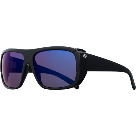 Camp and Hike If there's one thing that will throw off your undeniable handsomeness, it's squinting against a super-bright glare. Nip the problem in the bud with the Electric El Guapo Polarized Sunglasses. - $159.95