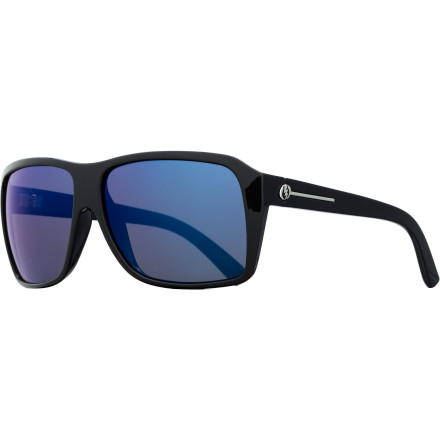 Camp and Hike The Electric Capt. Ahab Polarized Sunglasses shield your eyes from the blinding glare of the open sea while you obsessively hunt after an evil, destructive whale. Or maybe it's just you that's evil and destructive' - $159.95