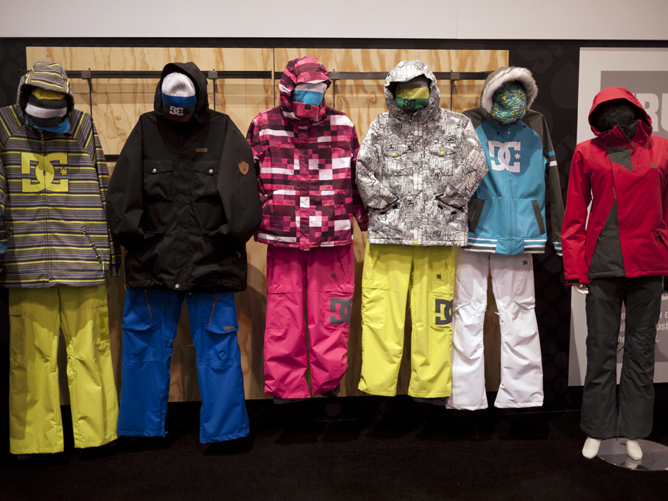 Snowboard New 2013 DC Outerwear