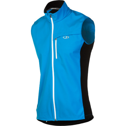 Fitness Sometimes a jacket is overkill for your evening or early-morning run, but you know you need a bit of protection at your core. In those instances, reach for the Icebreaker Men's Blast Vest. This technical vest was designed with trail runners, road runners, and cyclists in mind. A blend of merino wool and synthetic materials offers light protection from wind, cold, and moisture, while an integrated back vent helps keep you cool on the uphill battles. One run wearing this vest and you'll wonder why you bothered with anything else. - $199.95