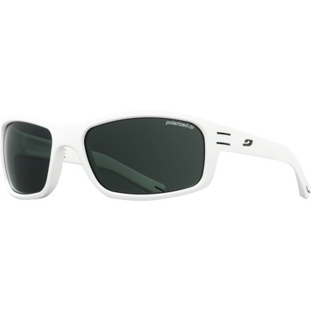 Camp and Hike You go about your shady business in the light of day, so you need the Julbo Suspect Sunglasses with Polarized 3 Lens. The sleek frames harbor light- and glare-cutting Polarized 3 lenses that protect your eyeballs when the going gets bright. - $109.95