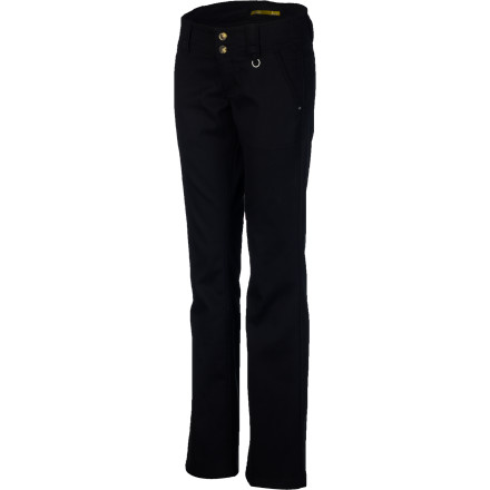 You're all smiles when you wear Lole Women's Trek Pant and navigate through Rome's ancient city streets. This comfortable, flattering pant features a wide waistband, boot-leg cut, and stretchy fabric so you can dodge around motorists and cyclists. - $69.95