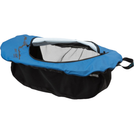 Kayak and Canoe Some brands offer a protective cover for your kayak's cockpit, but the Sea To Summit Gear Trip Cockpit Cover provides that and a secure spot to store your smaller paddling essentials during storage or transport. - $50.92