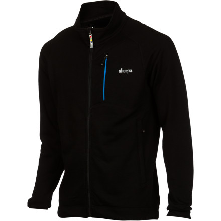 The Sherpa Adventure Gear Men's Khongde Jacket is fleece the way mother nature intended. The 100% merino wool fleece features a smooth exterior that slides easily beneath layers and a fuzzy interior that traps precious body heat, not to mention the incredible list of benefits inherently provided by merino. - $94.98