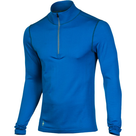 Fitness Gut-busting trail runs, wind sprints at last light, and early-morning workouts all call for the SmartWool Men's Phd Run Zip Top. The merino wool blend manages moisture and regulates your core temperature while the flatlock seam construction ensures total chafe-free comfort. - $109.95