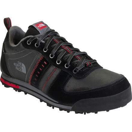 Entertainment Looking for a comfortable winter shoe that'll keep out snow and slush and that isn't a bulky boot' The North Face Men's Snow III Sneaker is the solution to your desire to sport a casual shoe in winter without sacrificing warmth, waterproofing, and traction. - $65.97