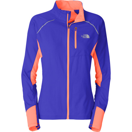 Fitness The North Face Women's Better Than Naked Jacket hits that elusive sweet spot between offering protection while at the same time not allowing you to overheat on your next training run. Thanks to smart design and the new, advanced FlashDry technology, this athletically styled ultra-lightweight jacket keeps you running mile after mile in a wide range of conditions without making you carry along with you all the sweat you've been generating. - $129.95