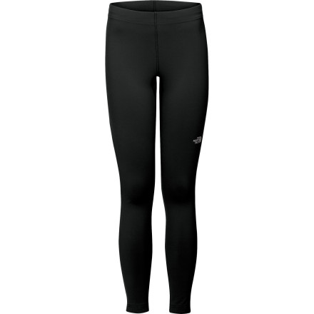 Fitness Wrap your muscles in the comforting support of The North Face Women's GTD Tights on your next run. Your legs will feel better thanks to their compressive fit, but not at the price of getting all sweaty and overheated; well-placed mesh panels and Vaporwick technology ensure that you stay comfortable as you begin to push the pace. - $69.95