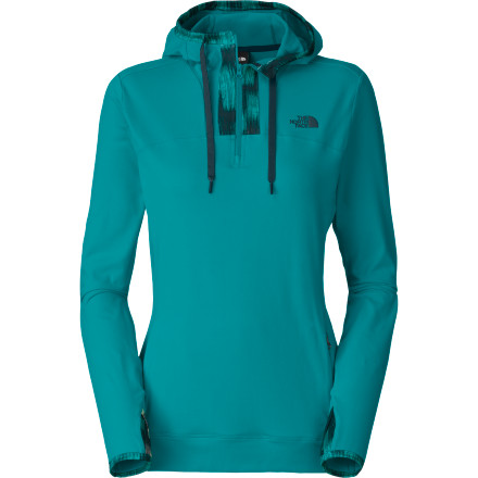 The North Face Women's Cypress 1/2-Zip Hoodie - $74.95