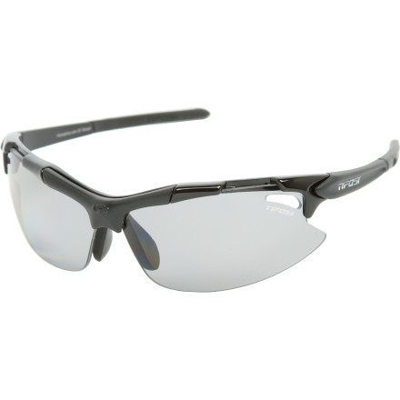 Camp and Hike When you're teeing off for eighteen holes or setting up for a return on the tennis court, the Tifosi Optics Pave Photchromic Sunglasses have your eyes covered. - $69.95