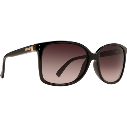 Camp and Hike Now that you've been shipwrecked on a deserted island, you finally have time to relax on the beach in the Von Zipper Castaway Women's Sunglasses and work on your tan. - $94.95