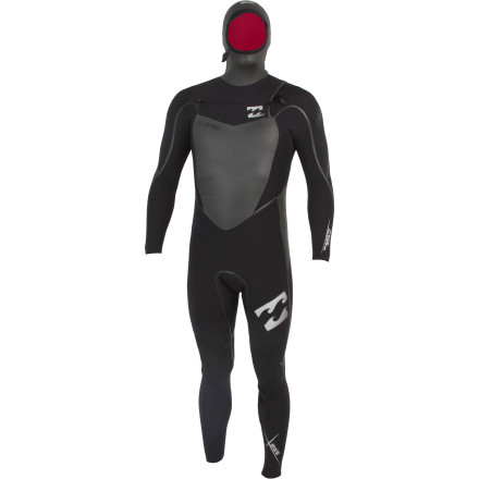 Surf If you've ever felt like your ears were about to freeze solid (like, say, when you're duck-diving beneath a wave in cold water), the Billabong Men's 403 Sol SG5 Hooded CZ Wetsuit can help. This high-performance wetsuit features an SG5 hood, furnace lining, and solar mesh panels to ensure ultimate comfort while you surf. - $349.45