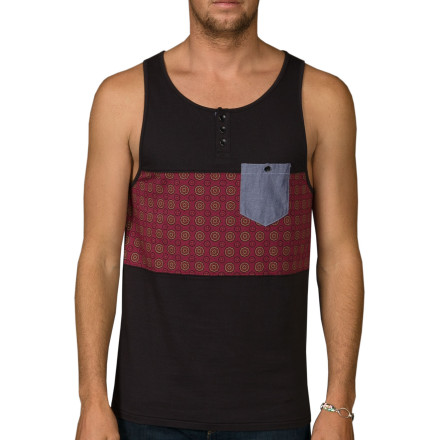 Surf Billabong Banded Tank Top - Men's - $19.14
