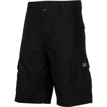 It's easier to sneak contraband into places with cargo pockets. Save yourself some dough this summer and bring your own beers into the outdoor concert series with the Emerica PT Men's Short. - $57.95
