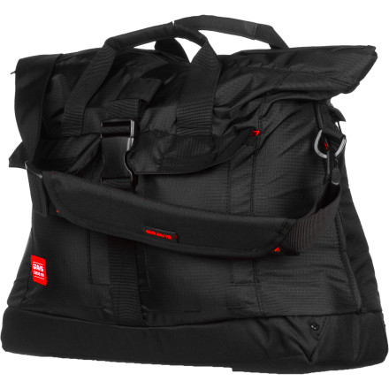 Entertainment With just under 30 liters of space, a comfy adjustable strap, and a utility pocket that stores your laptop, tablet, or documents, the Gravis Commuter Messenger Bag is an ideal solution for (brace yourself; are you ready for this) commuting. - $99.95