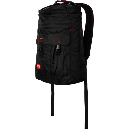 Entertainment If it were up to us, we would have named the Gravis Neo Laptop Backpack the 'Mister Aaaanderson' instead. But that's probably why we're writing this instead of designing totally sweet backpacks. - $75.00