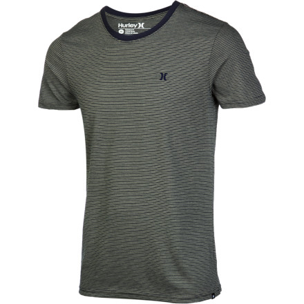 Surf Hurley Staple Olson Crew - Short-Sleeve - Men's - $18.87