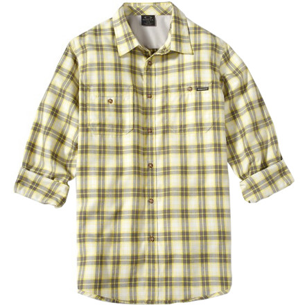 Oakley Temperate Woven Shirt - Long-Sleeve - Men's - $80.00
