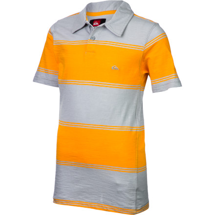 Surf Quiksilver Big Cheese Polo Shirt - Short-Sleeve - Boys' - $24.50