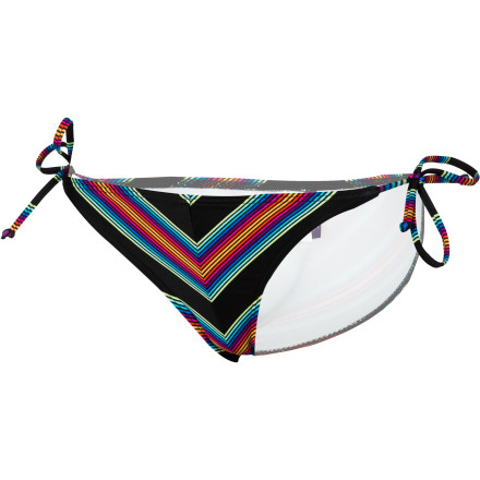 Surf Reef Moonlit Caravan Tie Side Bikini Bottom - Women's - $32.95