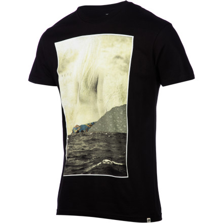 Surf Reef Floral Hills Slim T-Shirt - Short-Sleeve - Men's - $22.95