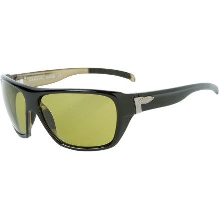 Camp and Hike The Smith Chief Polarchromic Sunglasses command respect, but it's not like they're unapproachable. They're ready to adapt to any situation you may encounter from mountain trails to beachside barbecues. The secret is in these shades' Polarchromic lenses, which boast some of Smith's top technology. They a automatically lighten or darken to respond to the level of light around you, removing glare and UV rays and sparing your retinas from the full force of the sun. The result You're wearing just the right lens for the day, every time you wear it. - $198.95
